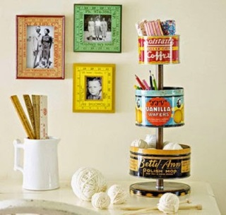 http://www.bhg.com/crafts/easy/1-hour-projects/tin-crafts-supplies-organizer/