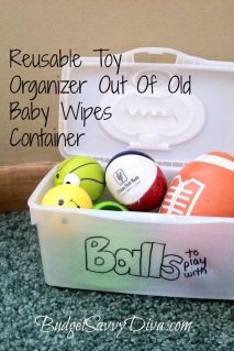 http://www.budgetsavvydiva.com/2012/12/reusable-toy-organizer-baby-wipes-container/