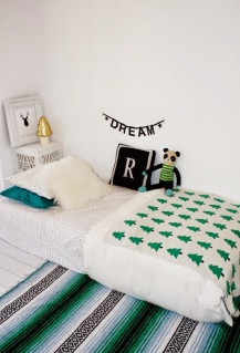 http://www.spearmintbaby.com/2013/10/rexys-temporary-bedroom/
