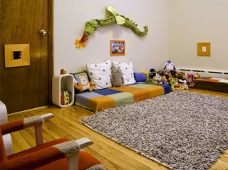 http://www.thebooandtheboy.com/2011/09/montessori-inspired-kids-rooms.html