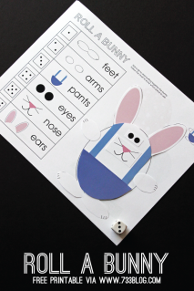 http://733blog.com/2015/03/roll-a-bunny-printable-game/