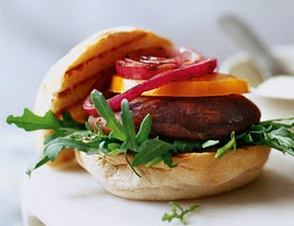 http://www.vegetariantimes.com/recipe/grilled-portobello-mushroom-burgers/