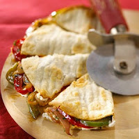 http://www.bhg.com/recipe/appetizers-snacks/veggie-stuffed-quesadillas/