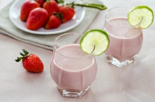 http://cookeatpaleo.com/paleo-strawberry-coconut-smoothie/